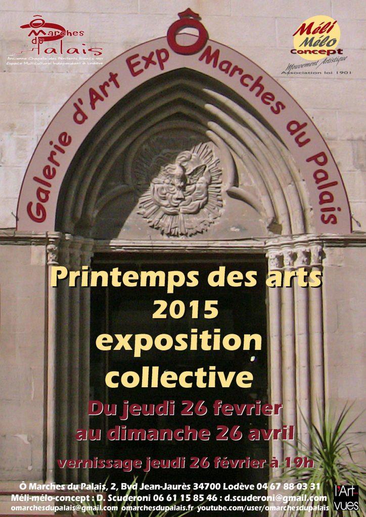 Printemps des arts AFF 2015